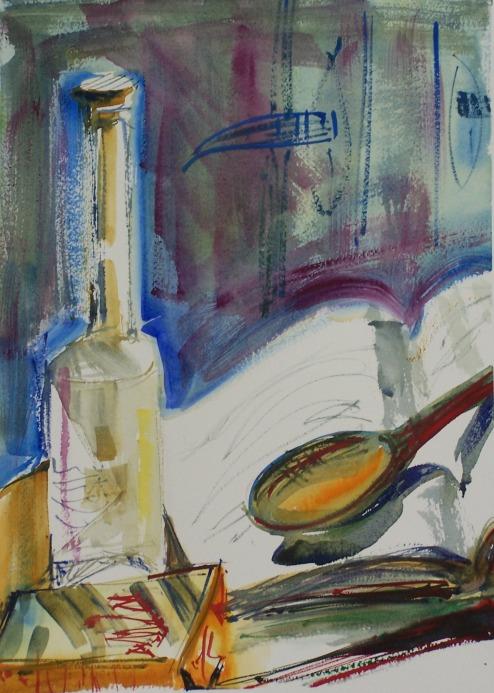 kitchen paintingsKitchen Paintings  Alix Hallman Travis