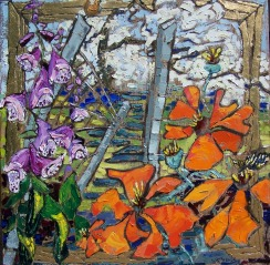 My Spring Garden, private collection
